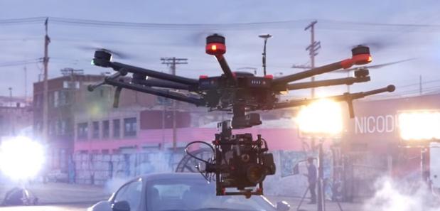 DJI M600 Pro : un drone capable de transporter des organes humains