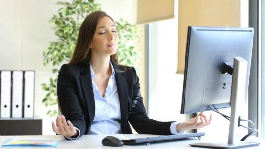 La méditation au travail est-elle bénéfique ?